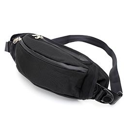 ベルーフバゲージ(beruf baggage) エスコレクション スリングパック ボディバッグ ブラック