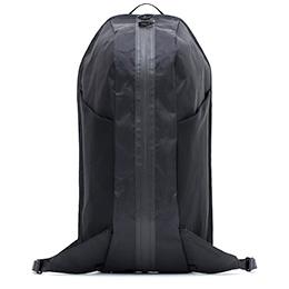 ベルーフバゲージ(beruf baggage) ギアード バックパック ブラック