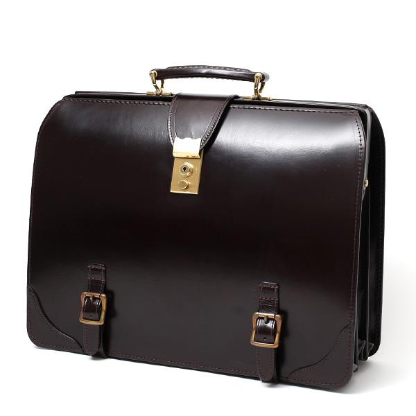 4e090ff81ea6 一生物のダレスバッグをお探しの方に!フルタンニン鞣しの革など、国内最高スペックを詰め込んだビジネスバッグ