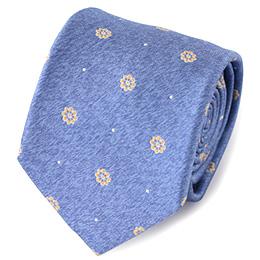 フランコ スパダ(Franco Spada) ネクタイ ブルー
