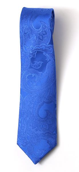 フランコ スパダ(Franco Spada) ネクタイ ブルーE