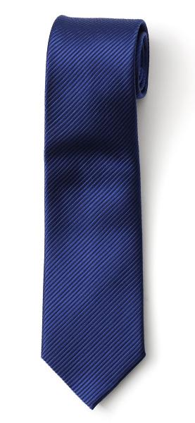 フランコ スパダ(Franco Spada) ネクタイ 無地 ブルー