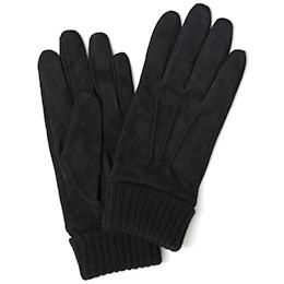 KURODA(クロダ) ヤギ革 メンズ 手袋 ブラック