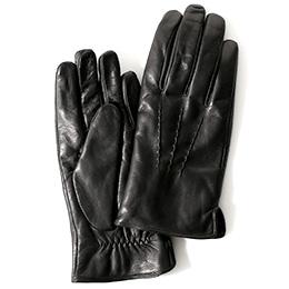 KURODA(クロダ) 羊革(イタリア製ラムスキン) 手袋 ブラック