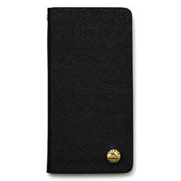 GNUOYP(ニュピ) iPhone7 case (6対応) スマホケース ブラック