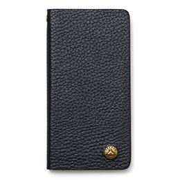 GNUOYP(ニュピ) iPhone7 case (6対応) スマホケース ネイビー