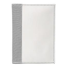 スチュワート・スタンド(STEWART/STAND) パスポートカバー シルバー
