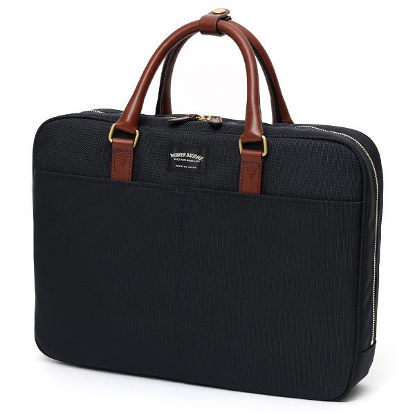 88c58f512f3c 定番人気!日本のバッグ専門ブランドが手掛けた、バリスティックナイロン×本革ビジネスバッグ!